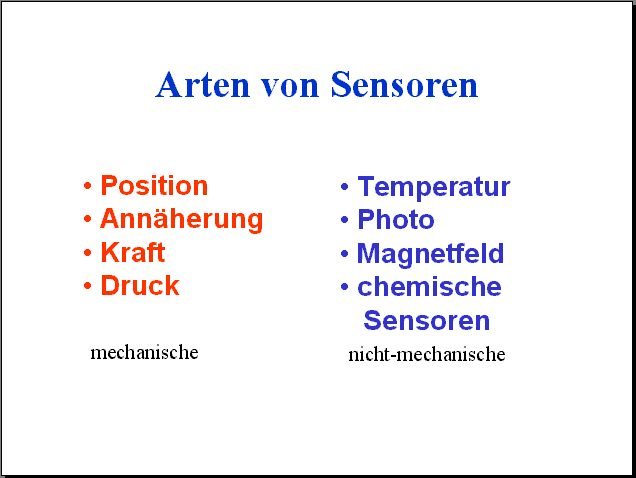 SENSOREN ARTEN DOWNLOAD